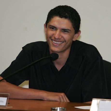 O caseiro Francenildo Costa Santos Foto: Roberto Stuckert Filho/28-03-2006