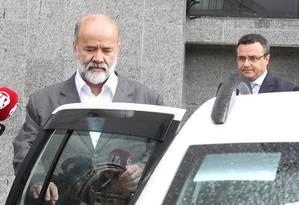 Tesoureiro do PT João Vaccari Neto se licenciará do cargo Foto: Marcos Alves / Agência O Globo