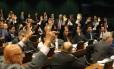 CCJ adia votação de proposta que limita em 20 o número de ministérios do governo federal