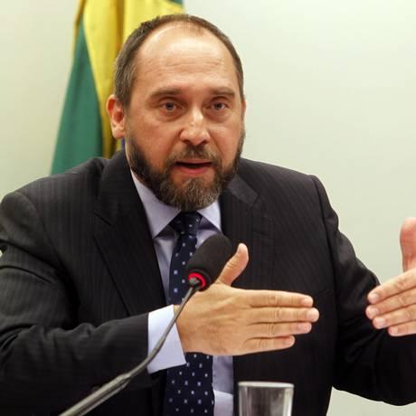 Advogado-Geral da União, ministro Luís Inácio Adams Foto: Givaldo Barbosa / Agência O Globo