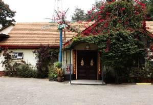 Restaurante chinês em Nairóbi, no Quênia, continua fechado Foto: Khalil Senosi / AP