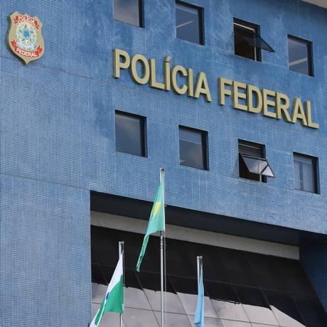 Sede da Polícia Federal em Curitiba Foto: O Globo