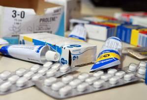 Medicamentos terão reajuste de preço Foto: Thiago Lontra / O Globo