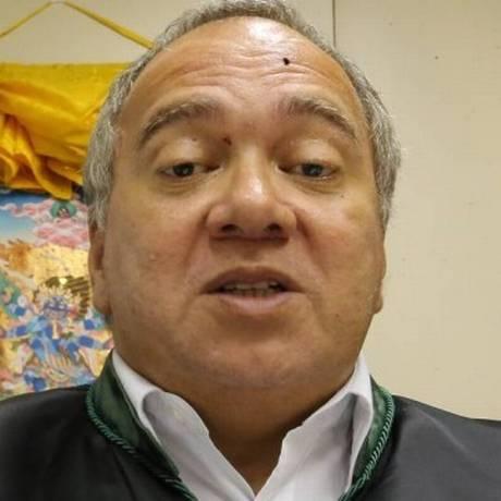 O Juiz federal Flávio Roberto de Souza Foto: Agência O Globo