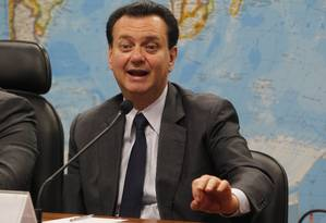 O ministro das Cidades, Gilberto Kassab Foto: Givaldo Barbosa/25-3-2015