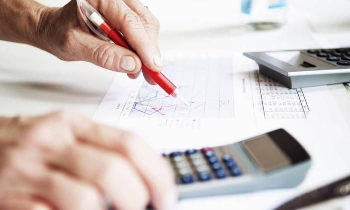 Inadimplência das empresas cresce 12,9% no primeiro semestre Foto: Bloomberg