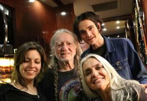 Willie's Reserve: compositor Willie Nelson terá marca de maconha administrada pela família Foto: Divulgação