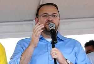 Ex-tesoureiro do PT é o novo ministro da Secom Foto: Divulgação