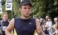 Andreas Lubitz em maratona de pilotos em 2009