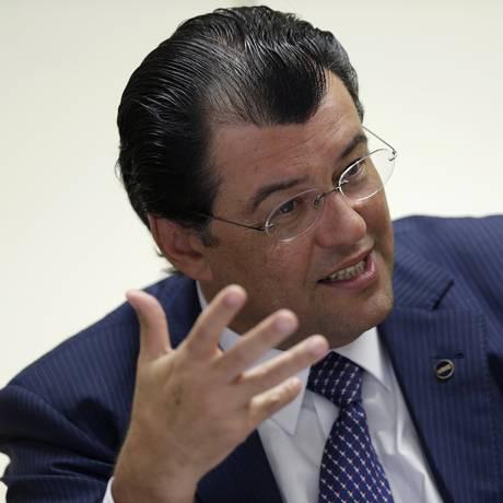 O ministro de Minas e Energia Eduardo Braga Foto: UESLEI MARCELINO / REUTERS