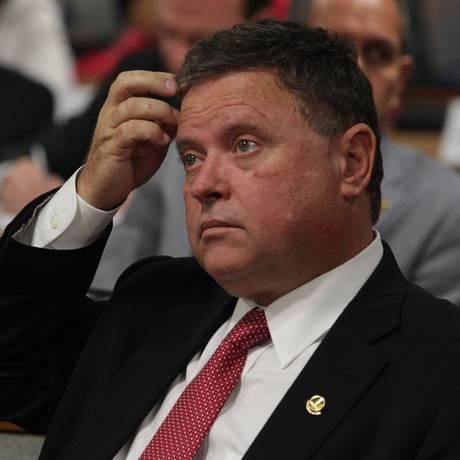 O senador Blairo Maggi (PR-MT) Foto: André Coelho/27-02-2013