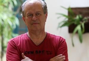 O professor Renato Janine Ribeiro, da USP em São Paulo Foto: Fernando Donasci/28-01-2015 / Agência O Globo