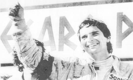 Título. Repetindo o feito de Emerson Fittipaldi, Nelson Piquet sagrou-se campeão de Fórmula-1 em 1981 Foto: Arquivo / AP