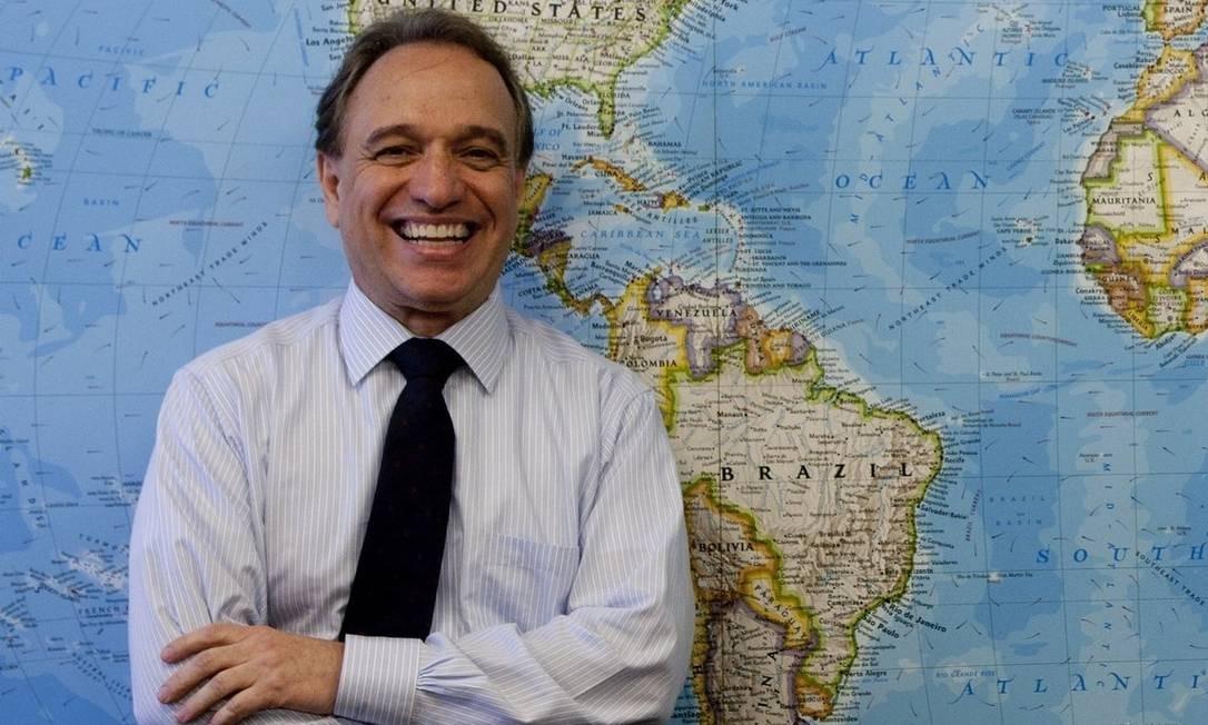 Murilo Ferreira, da Vale, foi indicado para assumir o Conselho da Petrobras no lugar de Luciano Coutinho Foto: Gustavo Stephan / Gustavo Stephan/03-07-2012