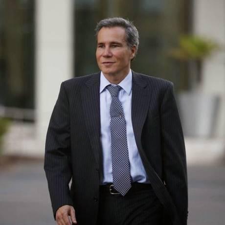 Nisman apareceu morto em 18 de janeiro Foto: Fabián Marelli / La Nación/GDA