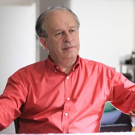 Renato Janine Ribeiro, novo ministro da Educação Foto: Marcos Alves / Agência O Globo