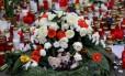 Homenagens em Colônia ganha até ursos vestidos de piloto