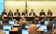 Sessão da CPI da Petrobras