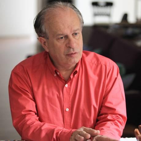 O professor Renato Janine Ribeiro, escolhido como Ministro da Educação. Foto: Marcos Alves / Agência O Globo