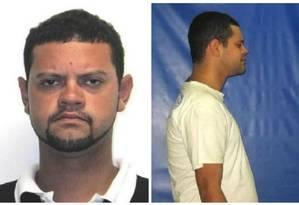Max Walla Medeiros da Hora é um dos cinco suspeitos de assaltar passageiros do metrô Foto: Polícia Civil
