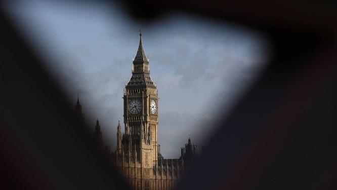 O Parlamento britânico: na mira dos apostadores Foto: STEFAN WERMUTH/REUTERS
