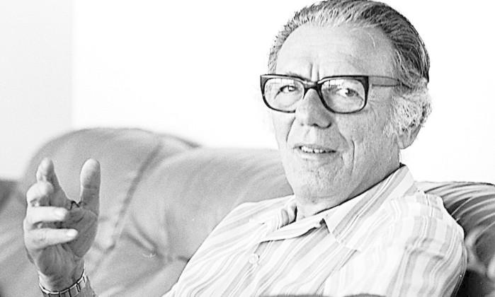 Professor Jayme Tiomno