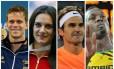Cielo, Isinbayeva, Federer e Bolt, quatro estrelas da Rio-2016