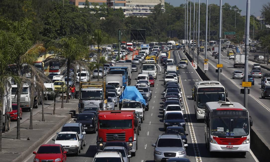Rio de Janeiro tem o terceiro pior trânsito entre 146 cidades do mundo, diz  levantamento - Jornal O Globo