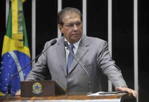 Senador Jader Barbalho (PMDB-PA) Foto: Agência Senado