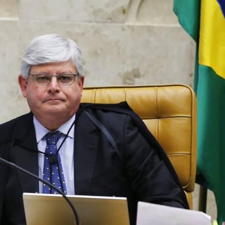 O procurador-Geral da República, Rodrigo Janot Foto: Jorge William/11-3-2015
