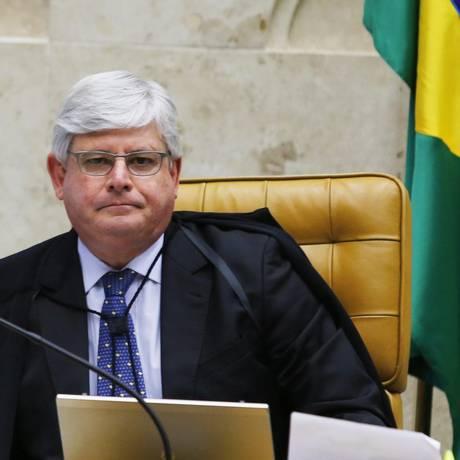 Rodrigo Janot, procurador-geral da República Foto: Jorge William/11-03-2015 / Agência O Globo