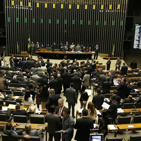 Câmara aprova projeto que aumenta pena mínima para furto com explosivos Foto: Ailton de Freitas / Agência O Globo