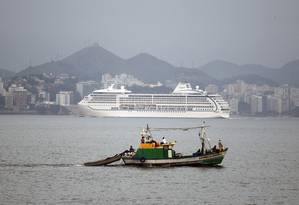 Há previsão de chuva para quinta, mas o feriado e o fim de semana devem ser com sol Foto: Thiago Lontra / Agência O Globo