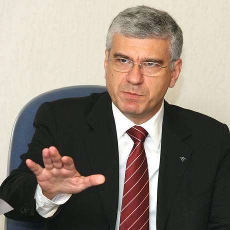 O secretário da Receita Federal do Brasil, Jorge Rachid. Foto: Givaldo Barbosa / Agência O Globo