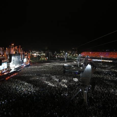 Evento, que acontece em setembro, ainda tem ingressos disponíveis para venda em um dos dias Foto: Guito Moreto / Agência O Globo