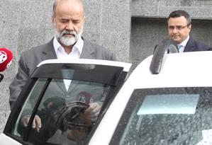 O tesoureiro do PT, João Vacari Neto. Foto: Marcos Alves / Agência O Globo