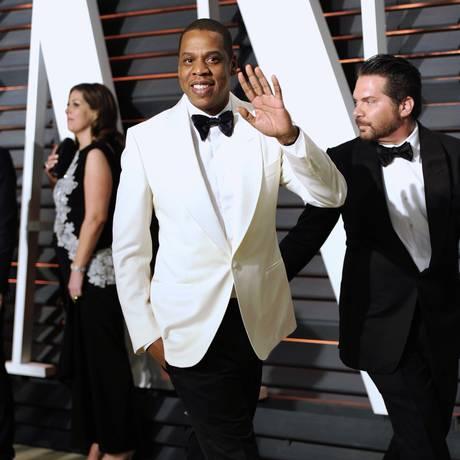 O cantor Jay Z Foto: Evan Agostini / Invision/AP