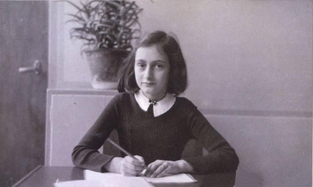 Anne Frank morreu um mês antes do que se pensava, diz