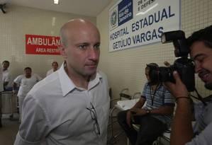 Sérgio Côrtes é acusado de pagar desnecessariamente serviços Foto: Fábio Guimarães / Agência O Globo