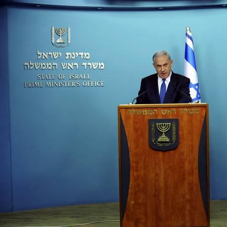Lobby de Netanyahu não impediu acordo prévio Foto: Debbie Hill / REUTERS