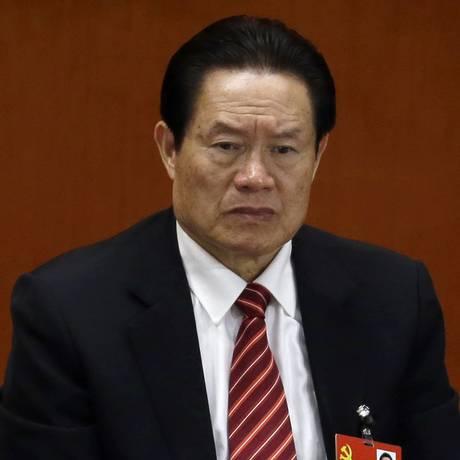 Yongkang caiu em desgraça na China Foto: Ng Han Guan / AP