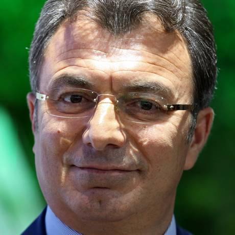 Filaret Galchev quer convencer sócios de que Holcim vale mais que o negociado Foto: Andrey Rudakov / Bloomberg