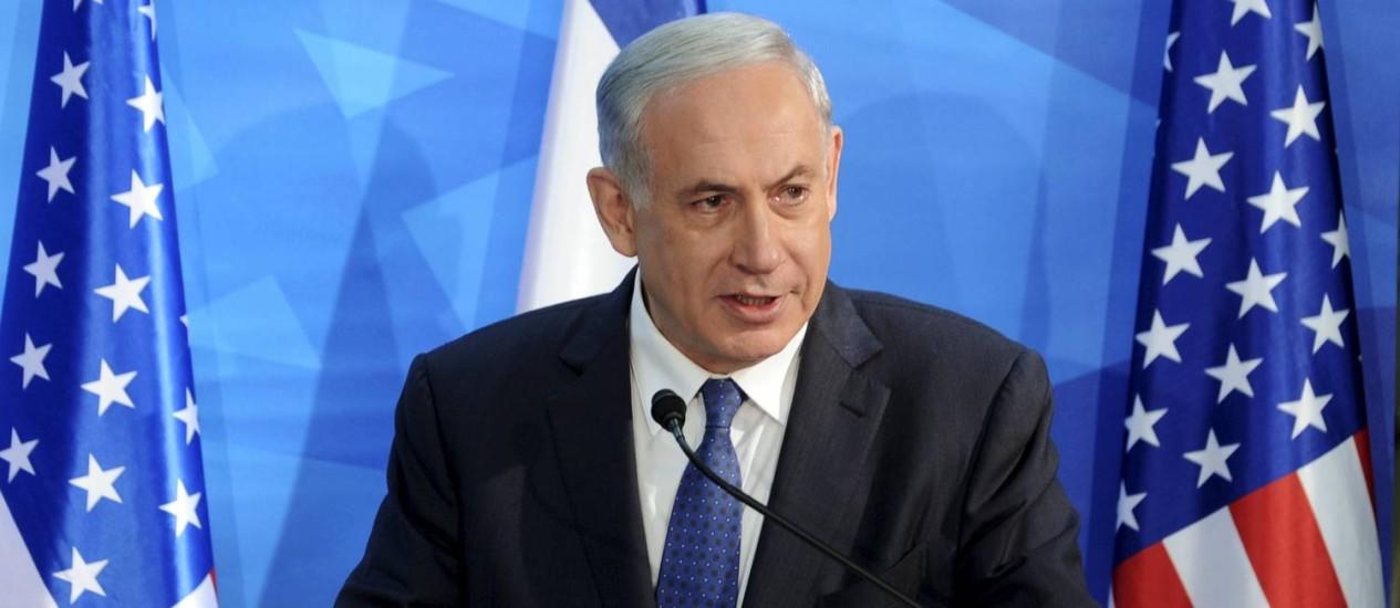 Netanyahu tem se apoiado no bom relacionamento com os republicanos Foto: Debbie Hill / REUTERS