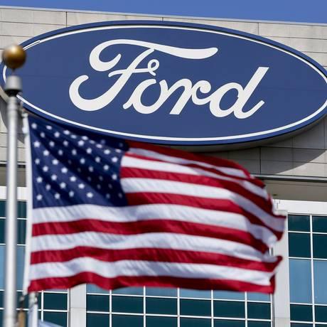 Sede da Ford Motor em Michigan, EUA Foto: Jeff Kowalsky / Bloomberg