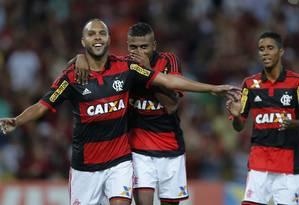 Alecsandro não enfrentou o Icasa, mas viajou para Atibaia Foto: Alexandre Cassiano / Agência O Globo
