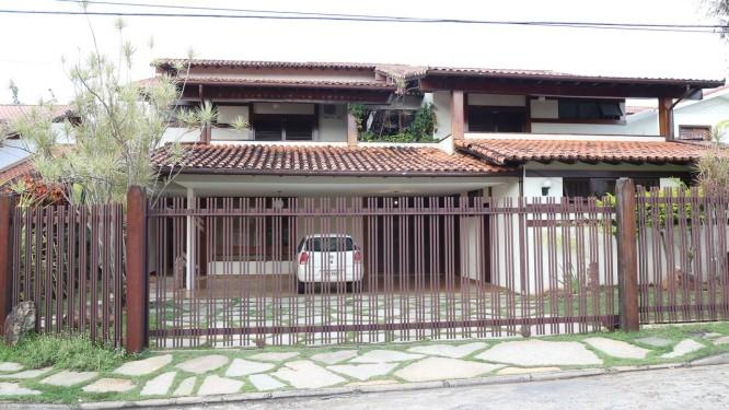 Em Brasília, a casa do ex-superintendente-adjunto da Receita Eivany Antônio da Silva era usada no esquema de pagamento de propinas, de acordo com a PF Foto: Ailton de Freitas / Agência O Globo