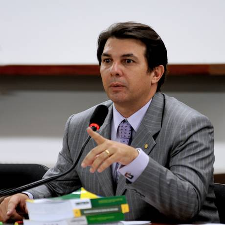 O deputado Arthur Maia, relator do projeto Foto: Beto Oliveira/Câmara dos Deputados / Beto Oliveira/Câmara dos Deputados/29-3-2011