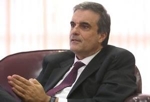 Ministro da Justiça, José Eduardo Cardozo. Foto: André Coelho / Agência O Globo