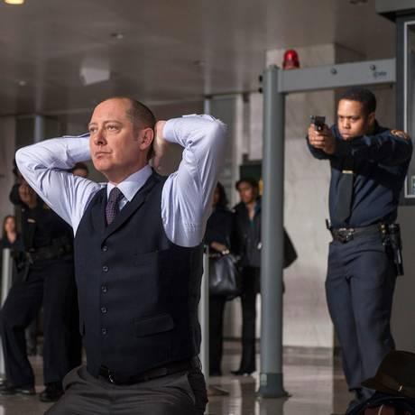 'The Blacklist': a série pode ser vista (com legenda!) no serviço de vídeo sob demanda Foto: Divulgação