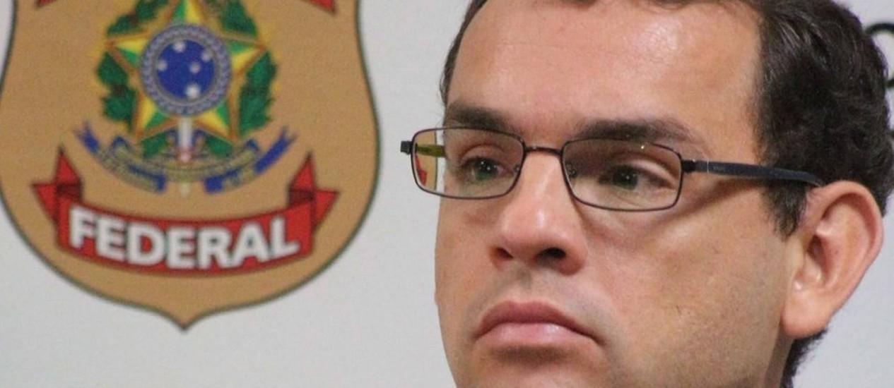 Grupo especial. O promotor Frederico Paiva: procuradores do Mensalão integram força-tarefa Foto: Charles Sholl/Folha Press/28-3-2015